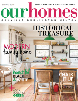 our homes cover spring 2016